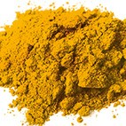 pigment jaune fonce