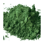 pigment vert de chrome