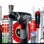Würth : des produits allemands de qualité professionnelle