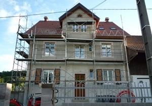 avant-rénovation de maison individuelle