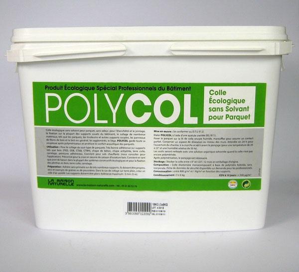 colle cologique pour parquet polycol biosfaire mat riaux sains. Black Bedroom Furniture Sets. Home Design Ideas