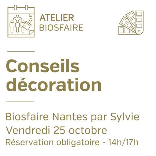 Atelier Conseils décoration
