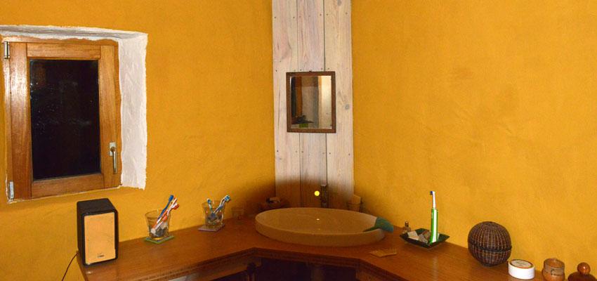Badigeons d 39 argile biosfaire mat riaux sains for Badigeons de chaux interieur