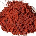 pigment rouge de puisaye