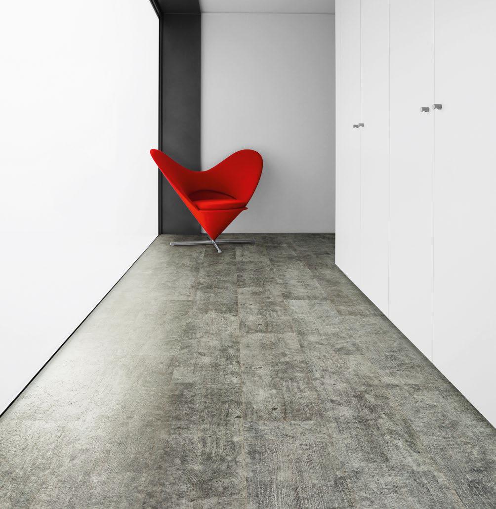 beton ashen decor