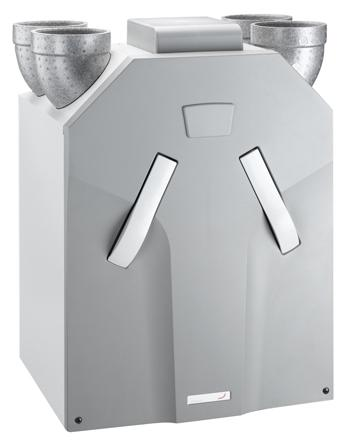 Système de ventilation double flux Zehnder ComfoAir 350.